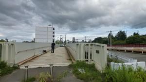 鉄北歩道橋