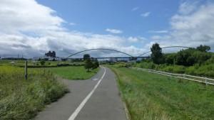 豊平川第2水管橋