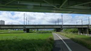 JR豊平川鉄橋