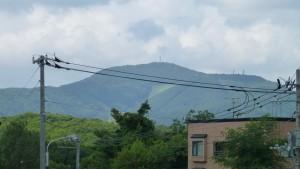 藻岩山展望
