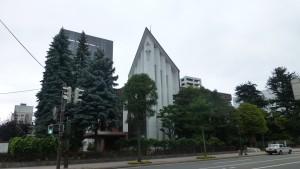 札幌北1条教会