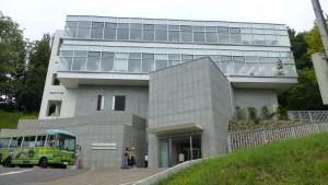 ロープウェイ山麓駅