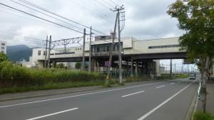 JR発寒駅