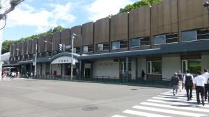 地下鉄真駒内駅