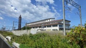 JR札幌運転所