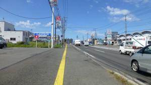 北5条手稲通(国道5号線)