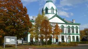 旧開拓使札幌本庁舎