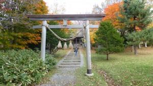 旧信濃神社