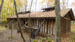 旧平造材部飯場