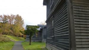 旧札幌農学校寄宿舎(恵迪寮)