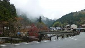 室生川と下ノ橋