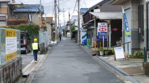 古代の道~横大路