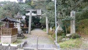 天香山神社