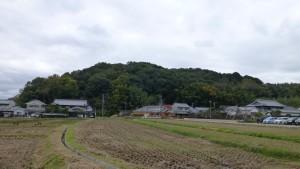 香久山全景