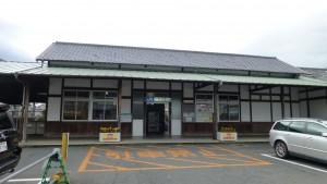 JR畝傍駅