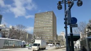 札幌市役所(2丁目)