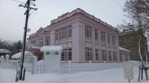 旧浦河支庁庁舎