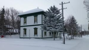 旧開拓使工業局庁舎