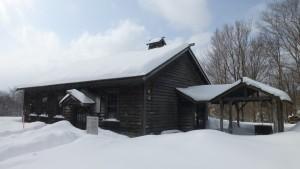 旧ソーケシュオマベツ駅逓所