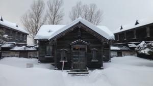 旧札幌農学校寄宿舎