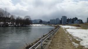 豊平川その1