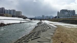 豊平川その2