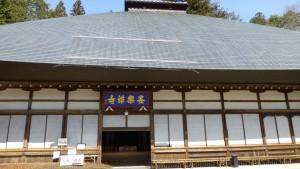 安楽寺 本堂