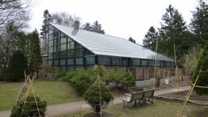 緑のセンター 温室
