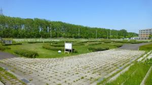 屯田川雨水貯水池パークゴルフ場