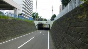 大谷地トンネル