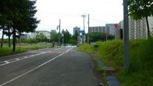 上野幌中央線