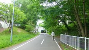 厚別南トンネル