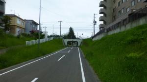 旭町トンネル
