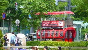 観光幌馬車