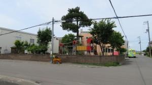 菊水いちい幼稚園(菊亭侯爵入植地跡)