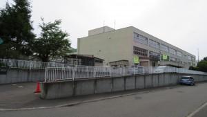 西白石小学校