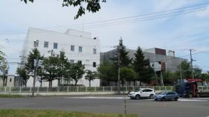 札幌市伏古川水再生プラザ