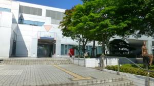 厚別区役所