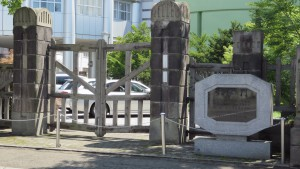 札幌南高校「六華の門」