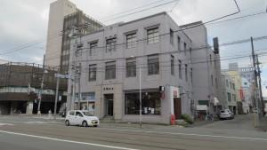三誠ビル(札幌で最も古い鉄筋コンクリート造)
