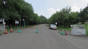 森林総合研究所正門