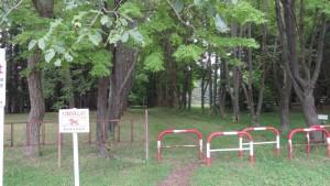 樹木園入口
