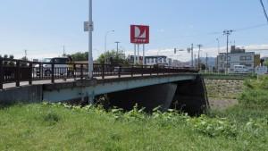 新川上の橋
