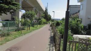新川・新琴似緑道線