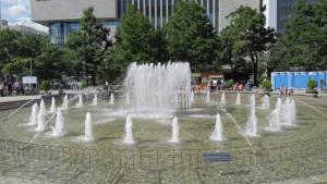 3丁目噴水