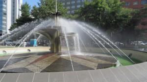 4丁目噴水