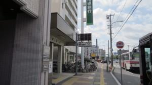 地下鉄環状通東駅