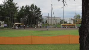 吉田川公園(野球場)