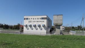 茨戸排水機場