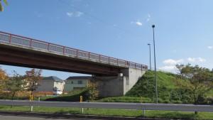 サイクリング橋